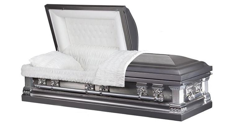 Tipos de caixões