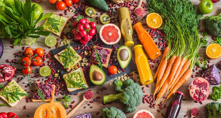 frutas, legumes e vitaminas - imunidade
