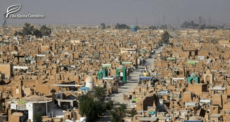 Cemitério mais antigo do mundo